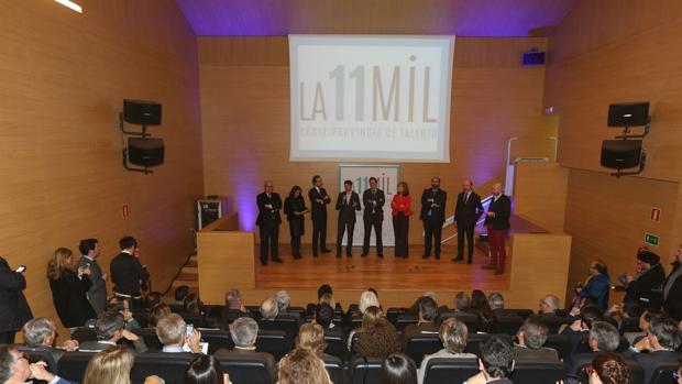 La iniciativa 'Los11Mil' se presentó el pasado viernes en la sede de la CEC