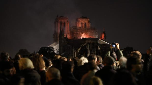 Europa en llamas