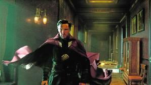«Doctor Strange» (***): Magia de la varita de Cumberbatch