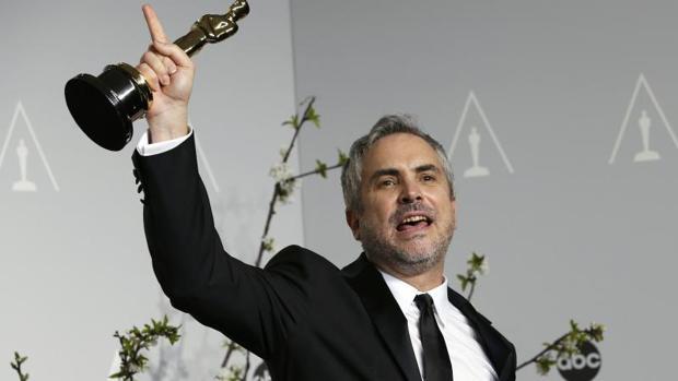 Alfonso Cuarón ganó un Oscar en 2014