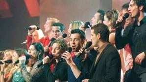 Enfrentamiento en «Operación Triunfo» por «Mi música es tu voz»