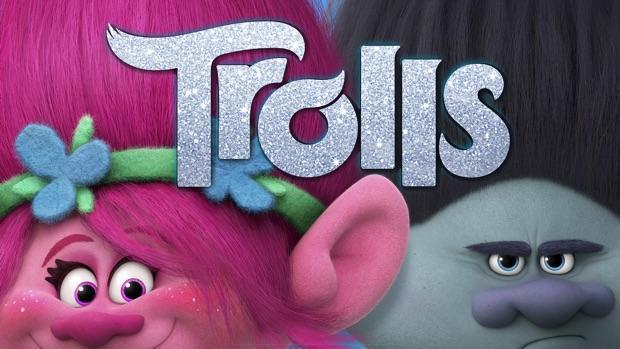 «Trolls» se convierte en la película más vista del fin de semana