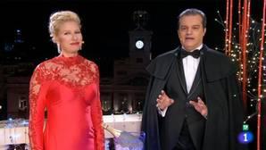 Ramón García teme que no dará este año las Campanadas en TVE