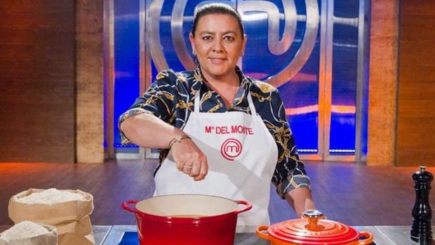 María del Monte responsabiliza al jurado de «MasterChef Celebrity» de su abandono