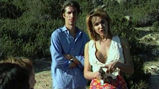 Los mejores momentos en televisión de «La Veneno», la musa de Pepe Navarro