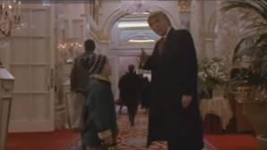 YouTube: El desconocido cameo de Donald Trump en la película «Solo en casa»