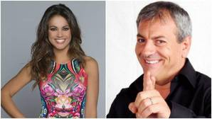 Carlos Sobera y Lara Álvarez, presentadores de las Campanadas en Telecinco
