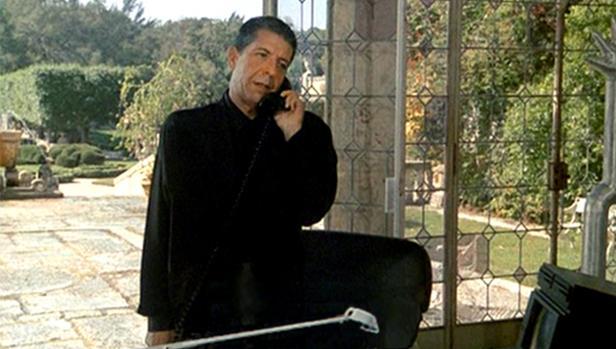 El cameo «censurado» de Leonard Cohen en «Corrupción en Miami»