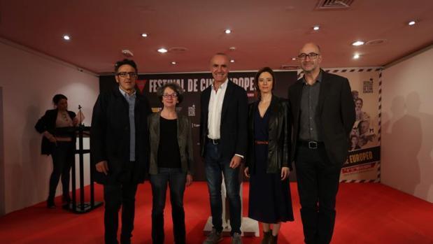 Lectura del Palmares del Festival de Cine Europeo de Sevilla