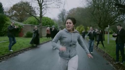 Escena de «White Bear», episodio 2 de la segunda temporada