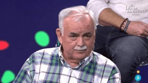 El padre de Bárbara participó en varias entregas del programa.