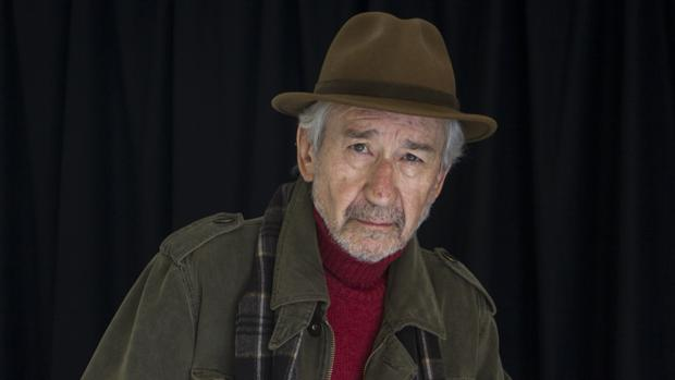 José Sacristán, en la presentación de «Las furias»