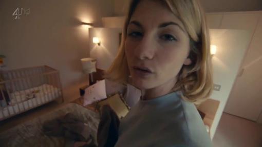 Escena de «The Entire History of You», episodio 3 de la primera temporada