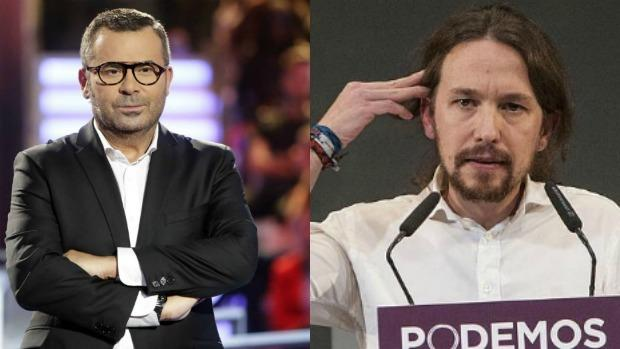 «Moviendo el culo al ritmo de Los pajaritos», el rifirrafe de Pablo Iglesias y Jorge Javier Vázquez