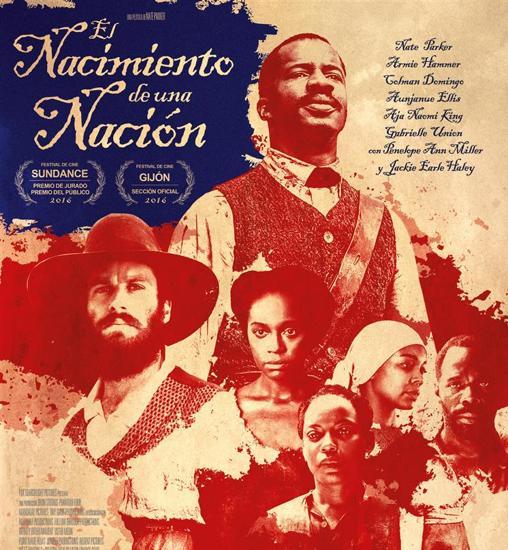 Cartel de «El nacimiento de una nación»