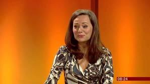 Una presentadora de la BBC se pone de parto en pleno plató