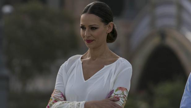 Eva González, en Master Chef