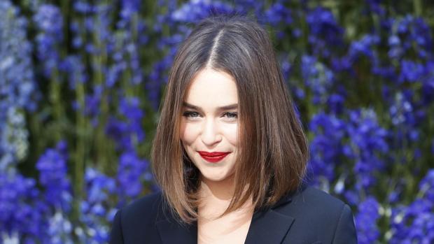Emilia Clark, más conocida por su papel de Daenerys Targaryen en la televisión