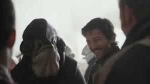 Churchill, Schwarzenegger o Bela Lugosi, entre las inspiraciones de los nuevos monstruos de «Star Wars: Rogue One»