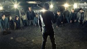 Los personajes de «The Walking Dead» a quienes Negan no mata... de momento
