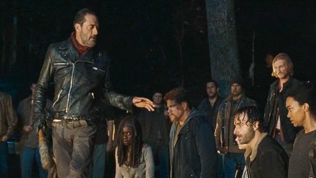 La violencia de «The Walking Dead», investigada en Reino Unido