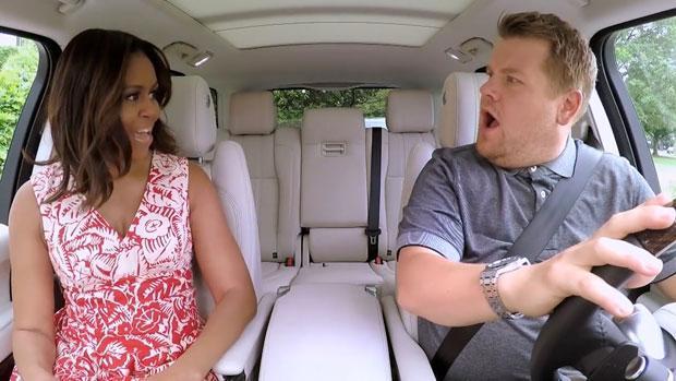 James Corden, de «Carpool Karaoke» a presentar los Grammy