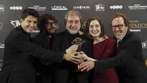 «El Ministerio del Tiempo» y «El Hormiguero», triunfadores en los Premios Iris de la Academia de Televisión