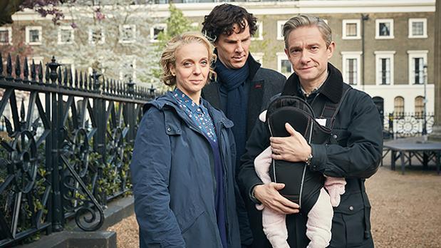 Sherlock y Watson tienen a un nuevo acompañante en la serie