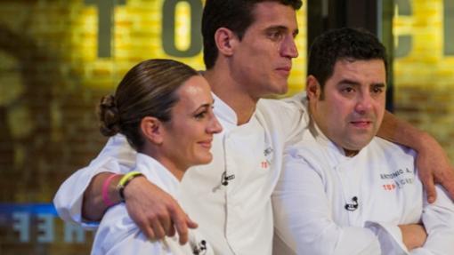 El pasado en «Top Chef» de Miguel Cobo, ganador de una estrella Michelin