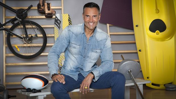 Rafa Lomana desvela cómo entrenan los deportistas de élite