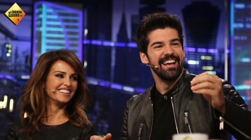 Mónica Cruz y Miguel Ángel Muñoz mantuvieron una relación durante su etapa en «Un paso adelante».