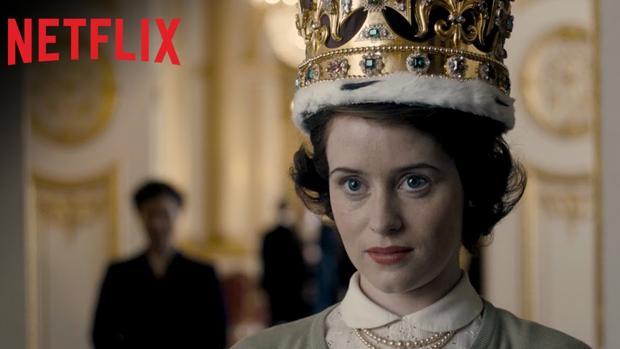 «The Crown», una de las grandes apuestas de Netflix esta temporada