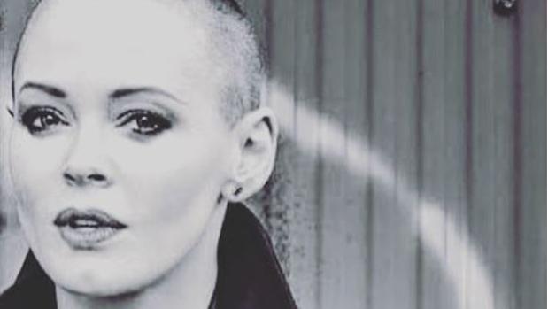 La actriz de «Embrujadas» Rose McGowan, víctima del «Sex Tape»