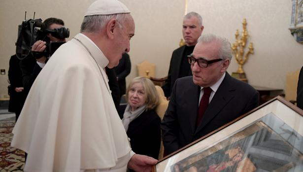 Silencio, la cruzada de los misioneros jesuitas en Japón, reúne al Papa con Scorsese
