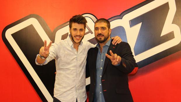Antonio José fue el ganador de La Voz 2015