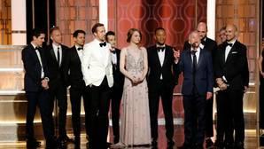 Todos los ganadores en cine y series de los Globos de Oro 2017