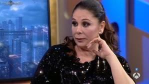 Isabel Pantoja, a un paso de denunciar a Jorge Javier Vázquez por su discurso en «Sálvame»