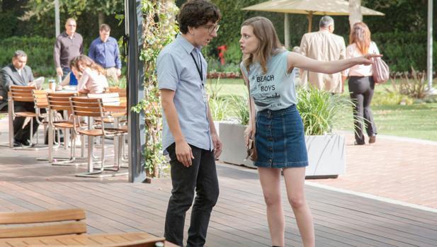 Escena de «Love». Netflix estrena el 10 de marzo su segunda temporada