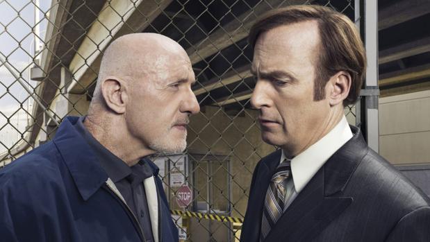 Fotograma de la serie «Better Call Saul»