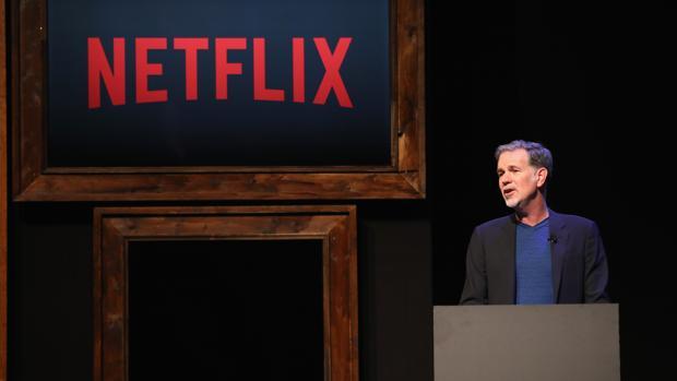 Reed Hastings, consejero delegado de Netflix