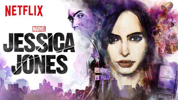 Jessica Jones, una de las series de más éxito en Netflix
