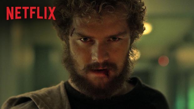Iron Fist, el último superhéroe de Netflix