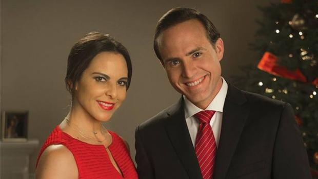 Angélica Rivera y Diego Nava, personajes principales de «Ingobernable»