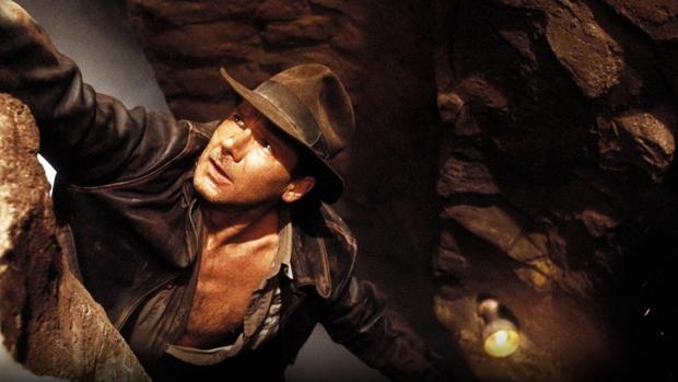 Harrison Ford es el protagonista de «Indiana Jones y la última cruzada»