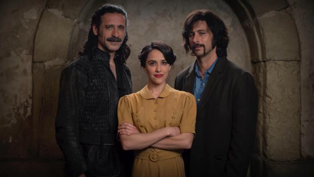 Imagen promocional de los nuevos episodios
