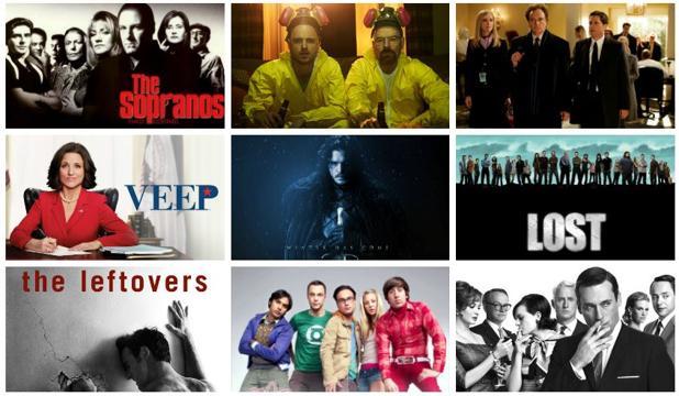 «Los Soprano», «Breaking Bad» o «Perdidos» son algunas de las grandes producciones televisivas de los últimos años