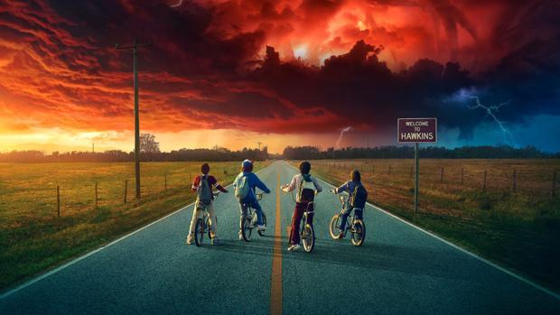 «Stranger Things» es una de las series nominadas a mejor drama en los Premios Emmy