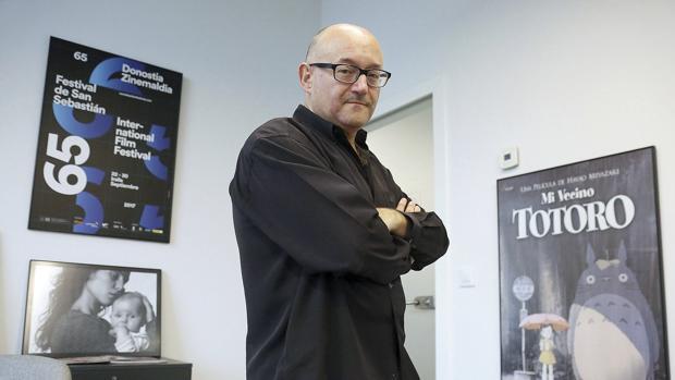El director del Festival de Cine de San Sebastián, José Luis Rebordinos