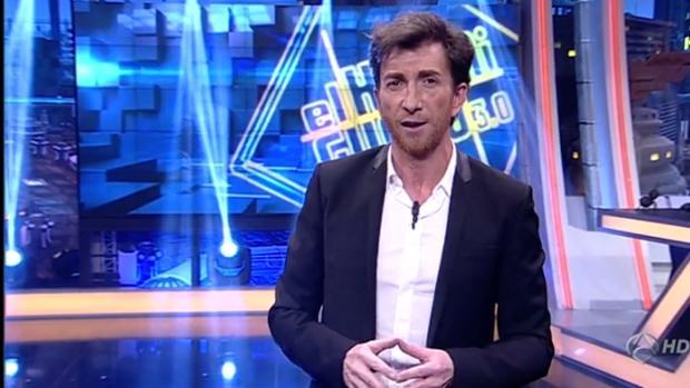 Pablo Motos, en una imagen de archivo