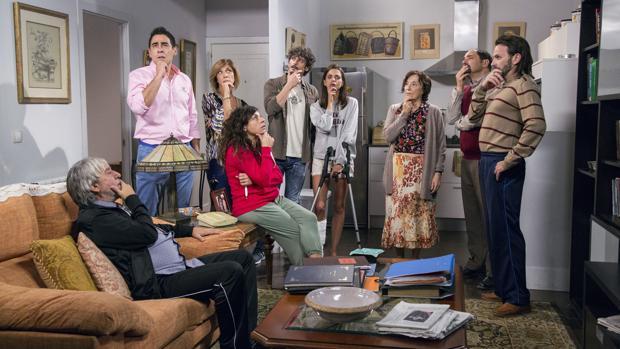 El reparto de «La que se avecina» regresa para la décima temporada